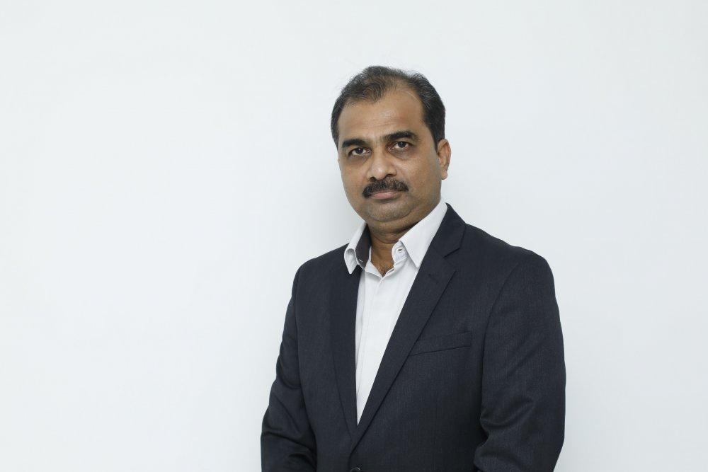 Biju Balendran, Managing Director & CEO, RNAIPL.JPG