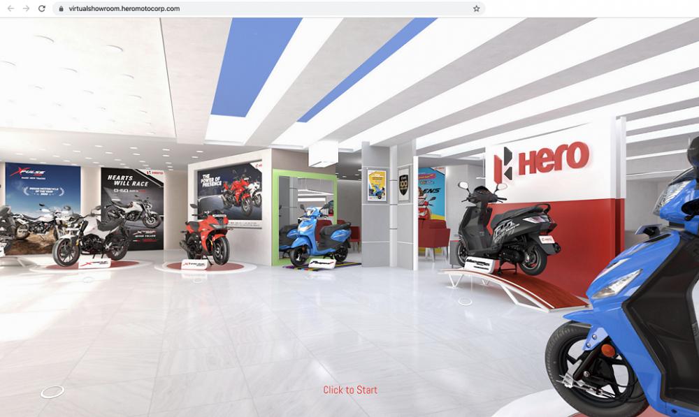 Hero MotoCorp - Virtual Showroom.png