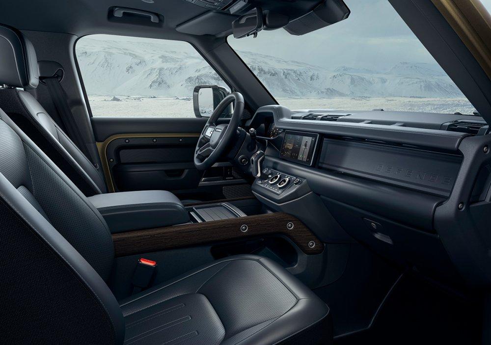 Land Rover Defender -110 interior.jpg
