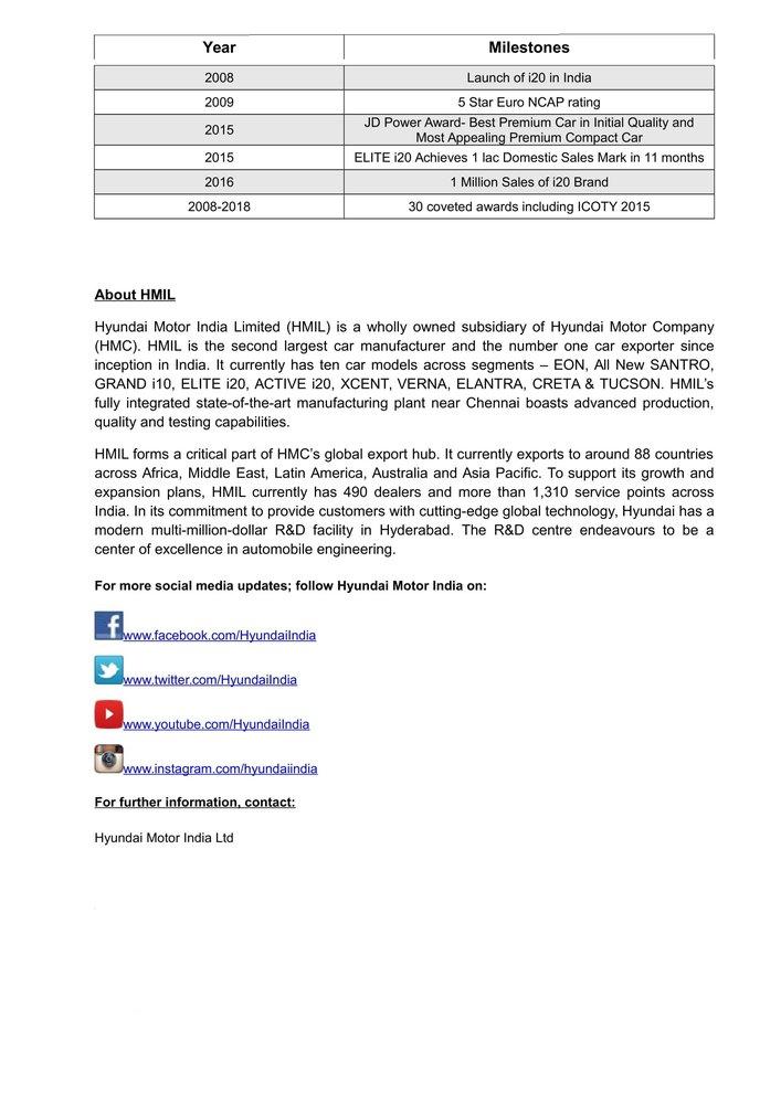 Press Release- Hyundai i20 Crosses 1.3 Million Mark in 10 years-2.jpg