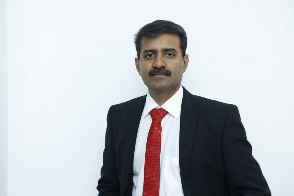 Sambath Kumar, CFO - Nissan India Operations.JPG