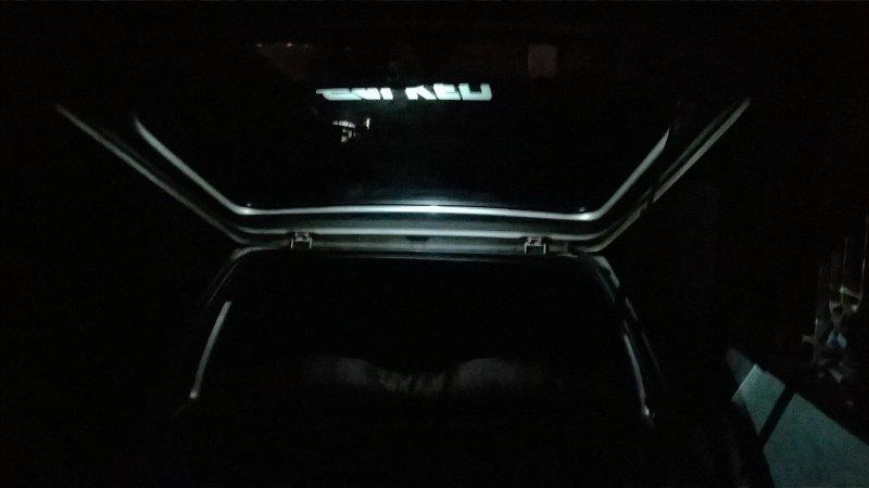 Diy Car Boot Light Using 1w Led The Automotive India