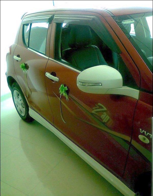 Maruti Suzuki Swift Exterior Modification Kit | The Automotive India