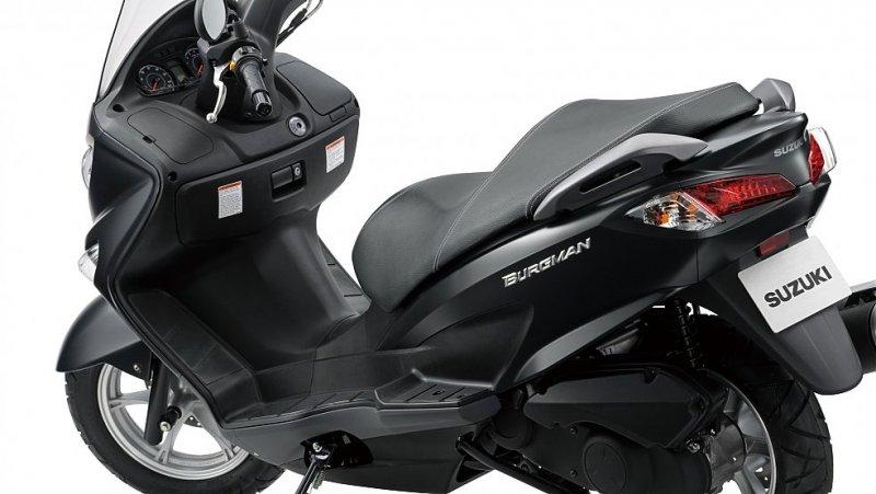 Suzuki Burgman Premium Scooter Now Launched   The Automotive