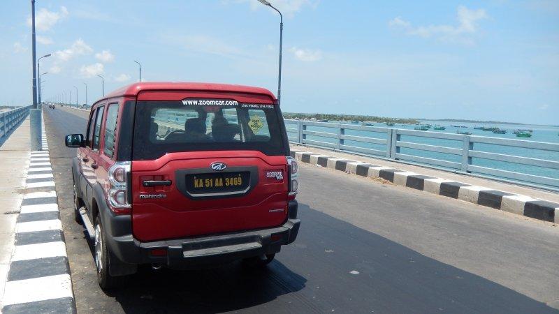 Zoomcar Review Mahindra Scorpio S4 The Automotive India
