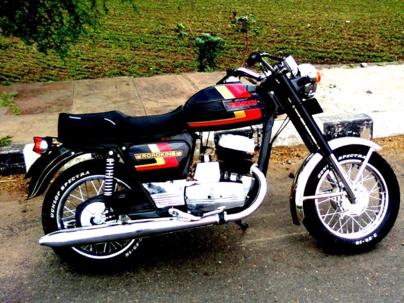 Restoration of 1979 Yezdi | The Automotive India