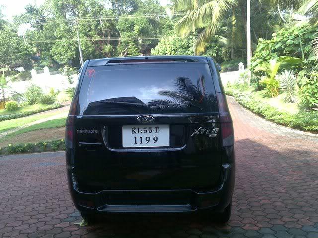 Mahindra Xylo - Made for India