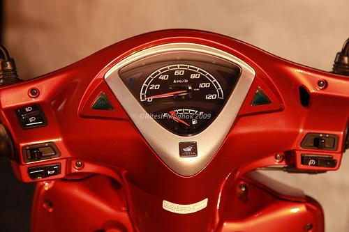 Honda Aviator 110cc Launched
