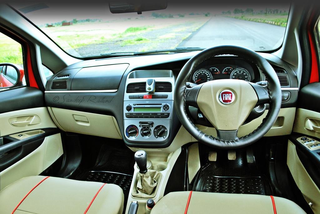 Dual Tone Interior for Punto