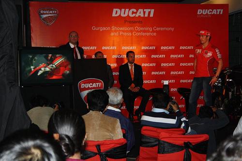 Ducati's Future Plans For India