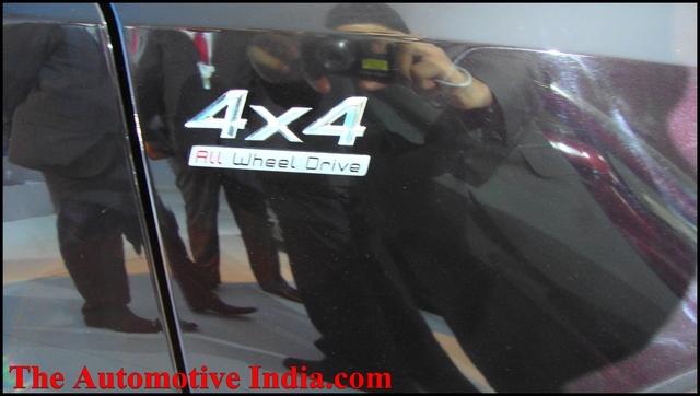 Tata Aria (Indicruz) Now Launched