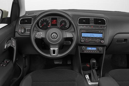 Volkswagen Polo Sedan (Vento!) Coming By Diwali