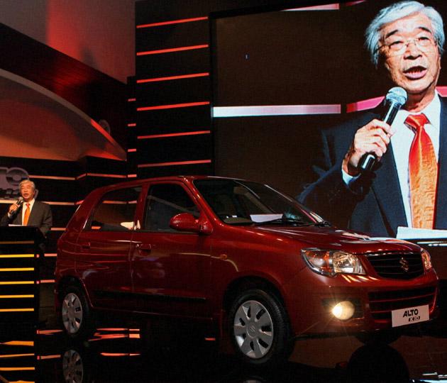 Exclusive: New BS-4 Maruti Suzuki Alto, Now with K-Series