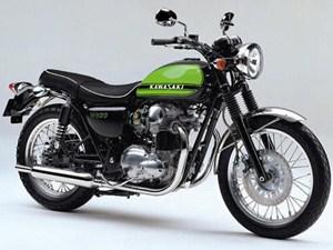 Kawasaki W800 revealed