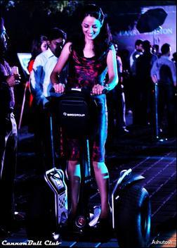 CannonBall Supercars Club Delhi
