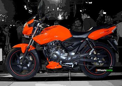 New Color Shade for Pulsar � Metallic Orange!