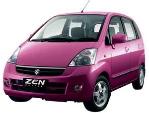 Tata Nano and Zen Estilo - Do they look alike?