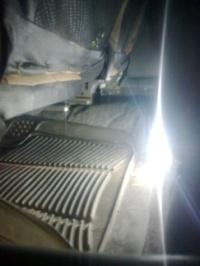 Under Dashboard Lighting
