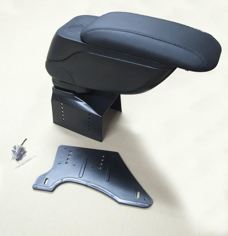Center Armrest for Fiat Punto