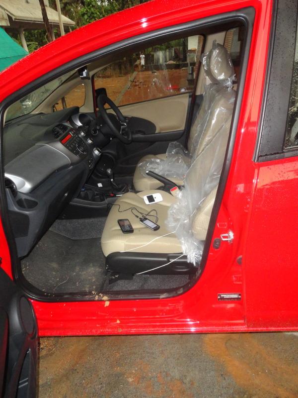 Honda Jazz 2011 Launched (Update: Honda Halts Production. Details on Pg.38)