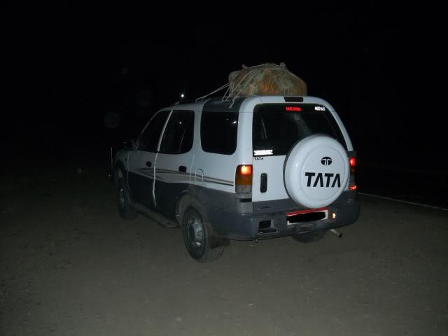 Tata Safari Storme Breaks Cover (Launch Coverage: Pg.301+)