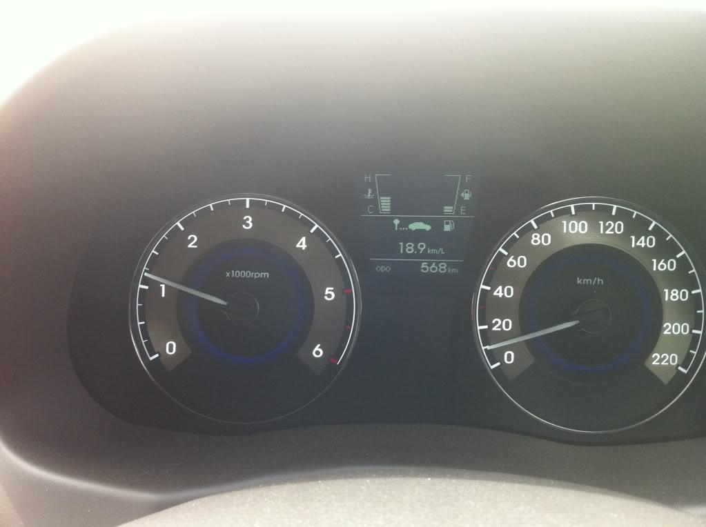 Hyundai Fluidic Verna 1.6 CRDi SX - Sleek Silver Finally Arrived