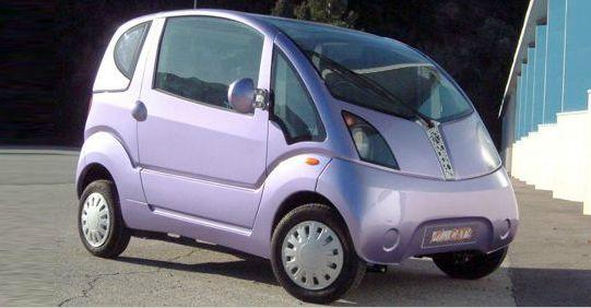 Tata MiniCat Air Powered Car – The Next Big Thing?