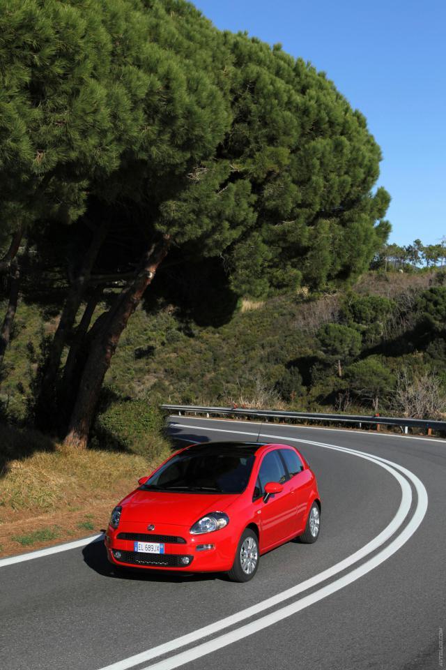 Experience With My Italian Ride - Fiat Punto 90HP