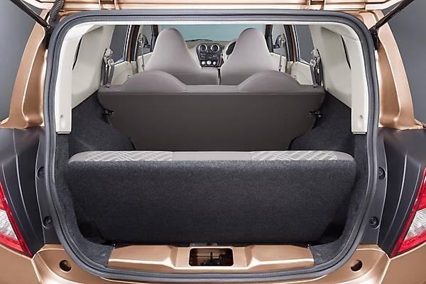 Datsun Go+ Compact MPV Unveils in Indonesia