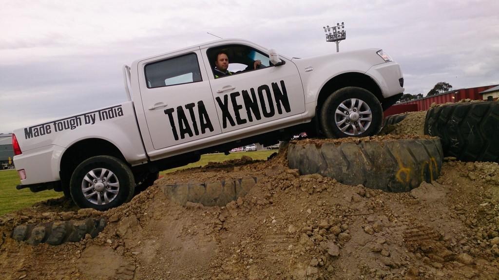 Brawny Tata Xenon Tuff Truck Concept