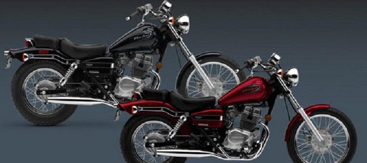 Honda Rebel - Cruiser Bike in India