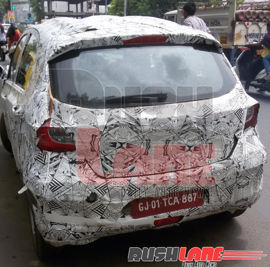 Tata Tigor (Kite-5) Compact Sedan Unveiled