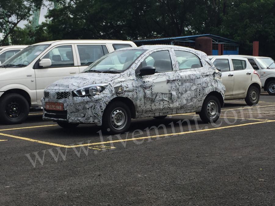 Tata Kite 5 Compact Sedan Unveiled (Indigo eCS Replacement)