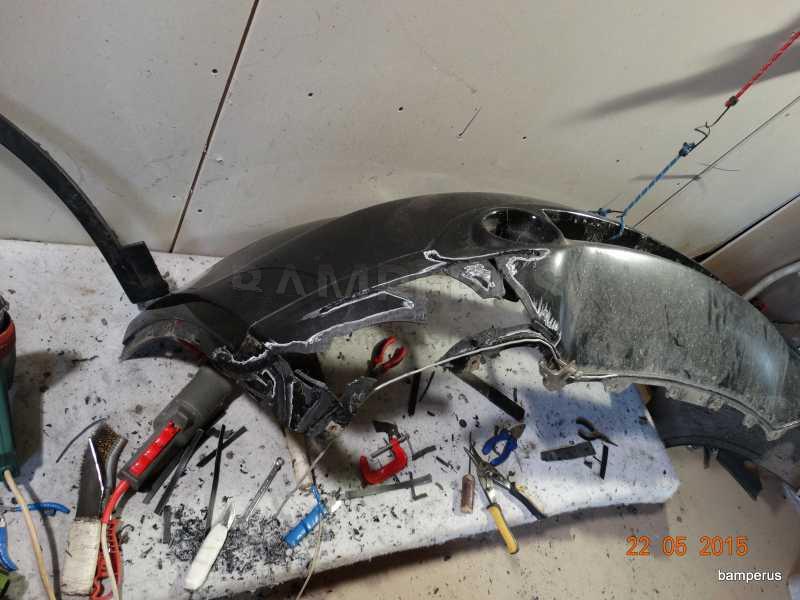 Infiniti FX Bumper Repair DIY