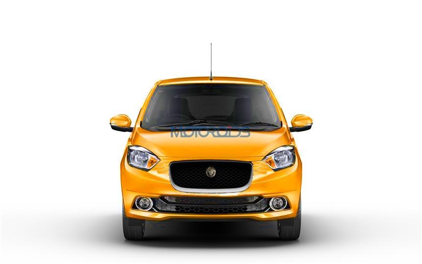 Tata's New Hatchback Zica Now Renamed Tiago