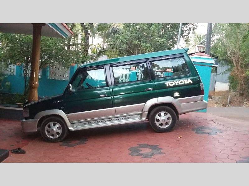 Toyota Qualis (2000): Ownership & Restoration