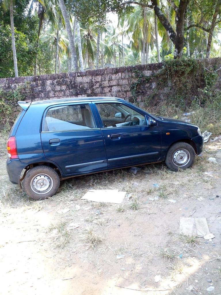Maruti Alto VXi, K10 or Renault Kwid