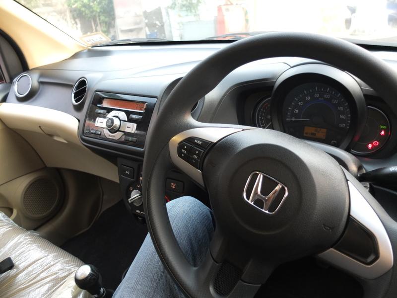 My All New Honda Brio VX MT