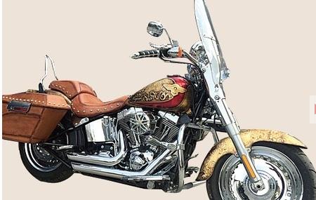 Harley-Davidson Hogs The Limelight