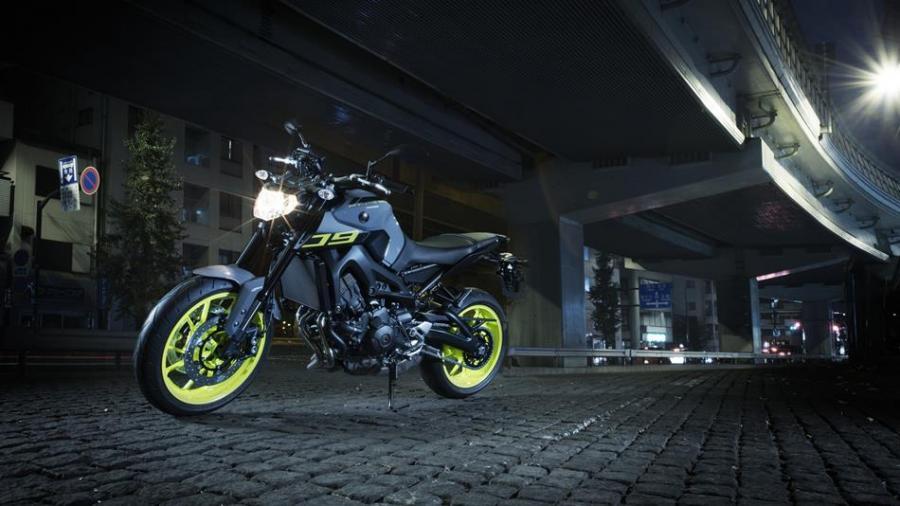 John Abraham Launches Yamaha MT-09; Priced at Rs.10.20 Lakh