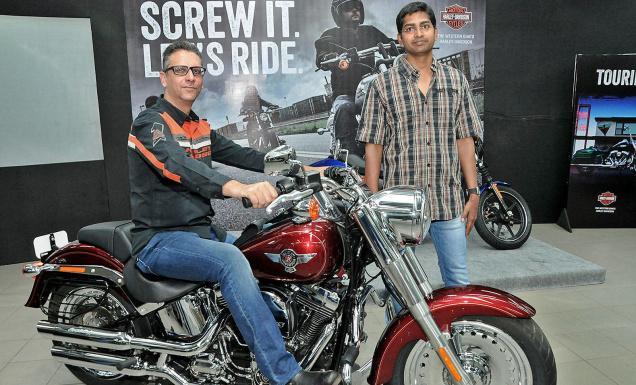 Harley-Davidson on More Indian Roads