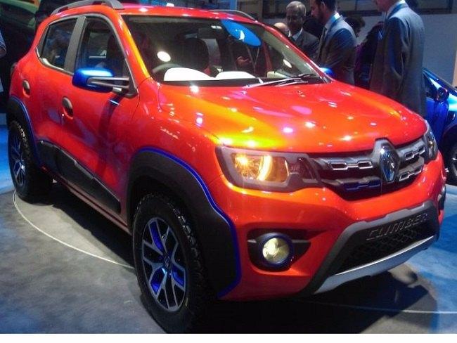 Renault Makes Global Premiere of New Kwid Versions