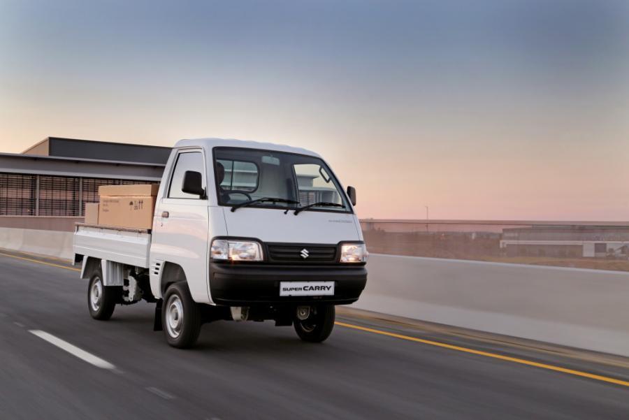 Maruti Suzuki Launches Super Carry LCV at Rs.4.01 Lakh