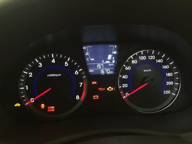 Hyundai Verna 2016 1.6 VTVT(S): The Silver Fox (10K Kms. Second Service Update)