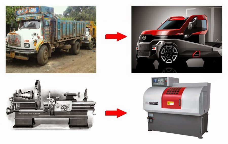 Tata Motors' Design Language