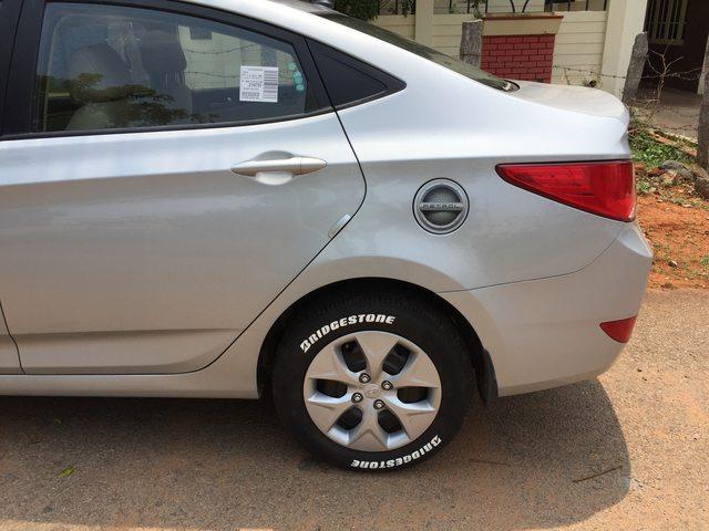 Hyundai Verna 2016 1.6 VTVT(S): The Silver Fox (15K Kms. Third Service Update)