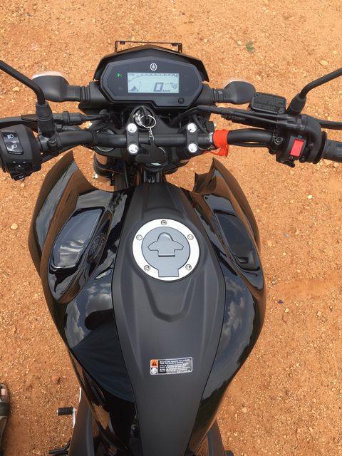 Yamaha FZ25 - Knight Black
