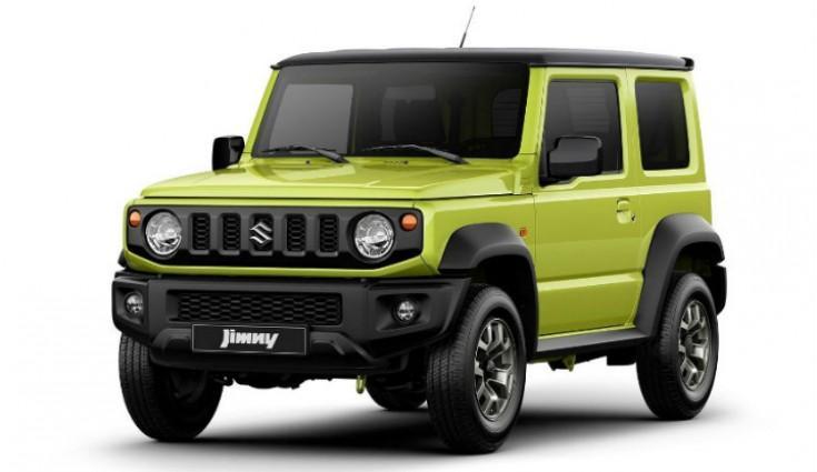 New Maruti Suzuki Jimny 4x4 Coming in 2018