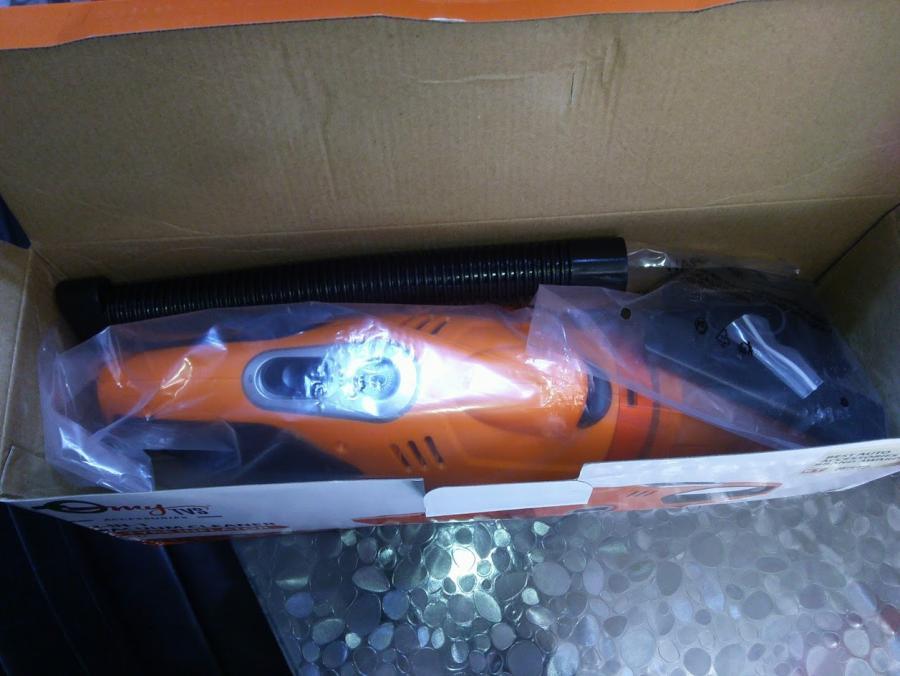 [Honest Review] MyTVS TDI-22 Vacuum Cleaner & Tyre Inflator
